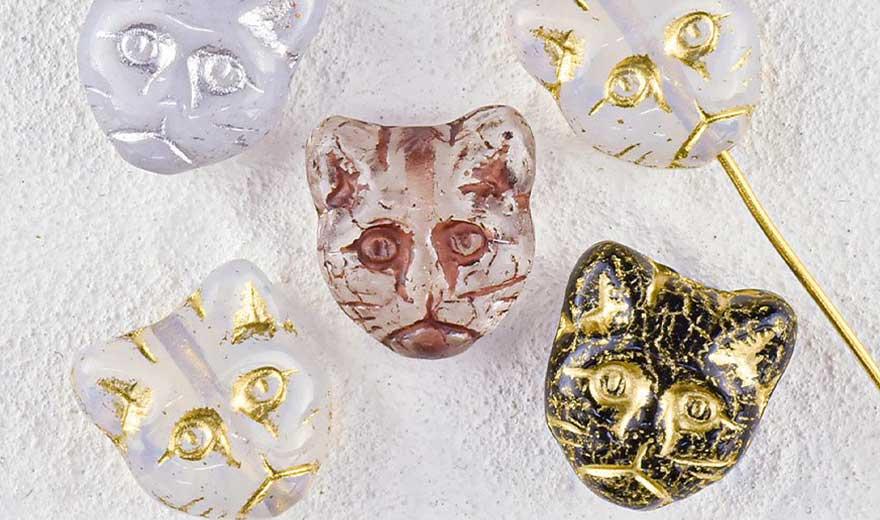 今週のおすすめ!ネコ好きビーダーさん必見のキャットフェイス!